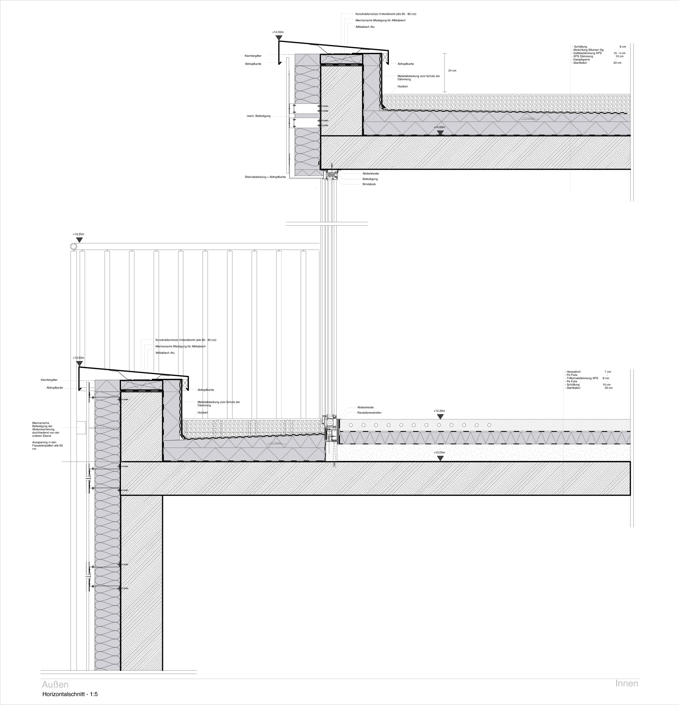 Detail—Fixverglasung-&-Attika-