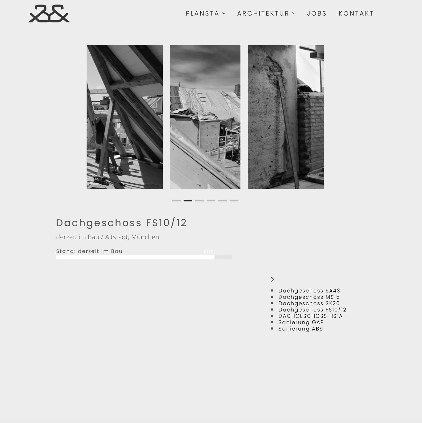 webdesign plansta